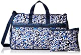 LeSportsac Extra Large Weekender Duffle Bag, Blooming Silhouettes, One Size