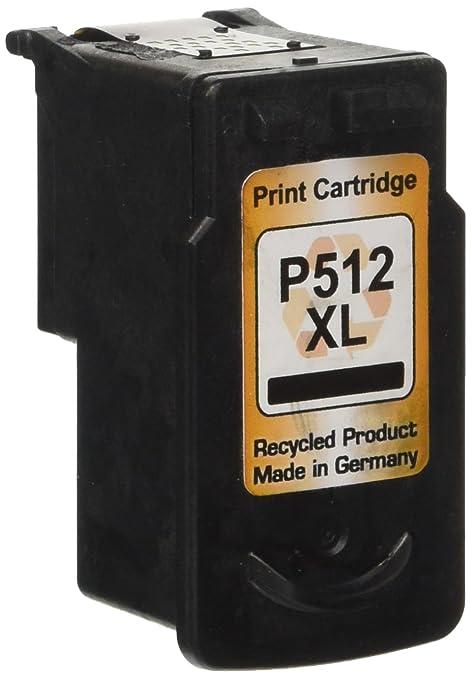 38 opinioni per Prestige Cartridge PG-512 Cartuccia d'Inchiostro Compatibile per Stampanti Canon