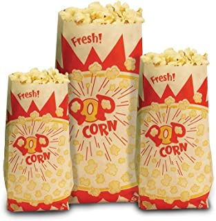 product image for Paragon Paper Popcorn Bags-Medium (1.5oz)