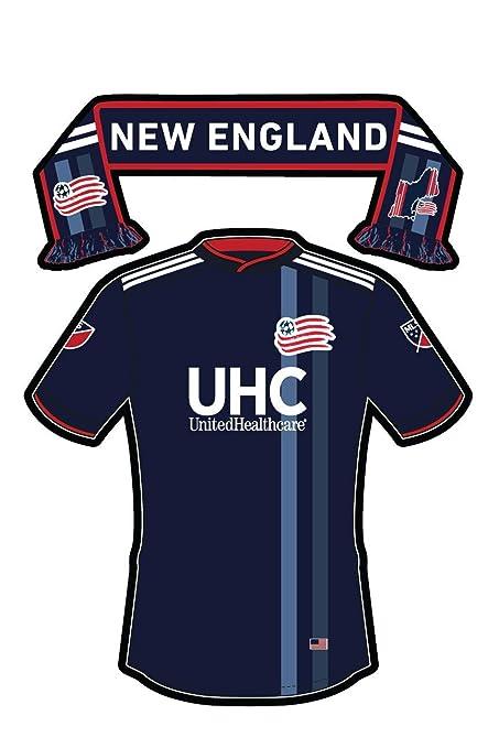 timeless design 74d7c 59636 Amazon.com: MLS New England Revolution FC Sticker of The ...
