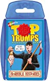 Top Trumps Horrible Histories Card Game