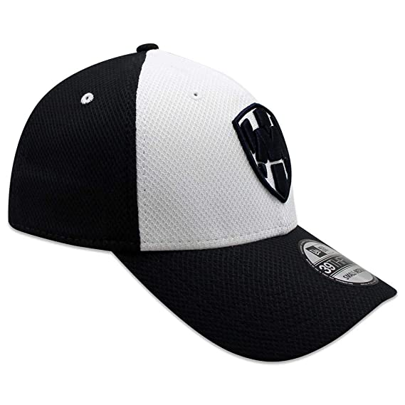Amazon.com: New Era 39Thirty Hat Rayados De Monterrey Liga MX Official Diamond Flex Cap: Clothing