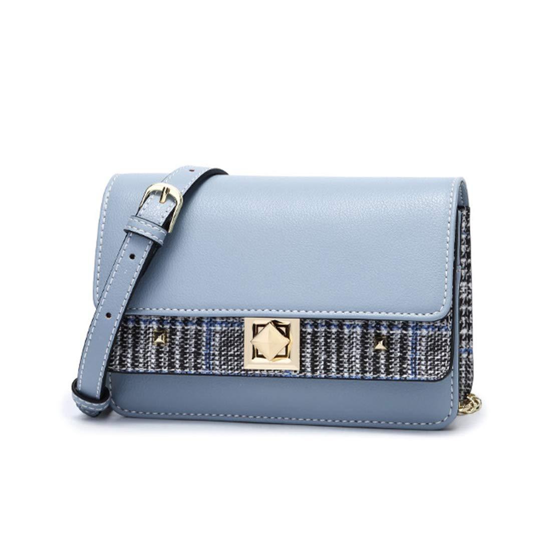 AIYAMAYA Spring And Summer Contrast Color Small Square Bag Shoulder Messenger Bag Female Bag Small Bag