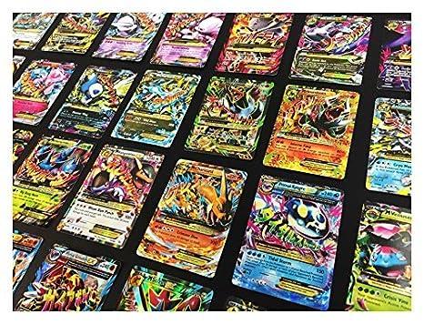 Available Pokemon Tcg 50 Card Lot Guaranteed Mega Ex 1 New Booster Pack Rares Holos