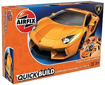 Airfix Quick Build Lamborghini Aventador Lp700 4 Plastic Model Kit