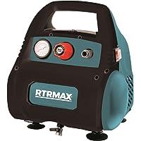 RTRMAX RTM720 6 litri,1.5 Hp/1.1Kw Mini Kompresör Yağsız, Yeşil