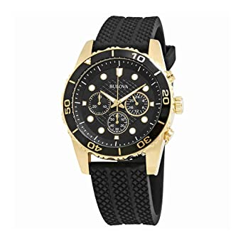 c6773e1ed Image Unavailable. Image not available for. Color: Bulova Sport Chronograph  ...