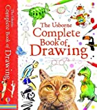 img - for Complete Book of Drawing (Usborne Art Ideas) book / textbook / text book