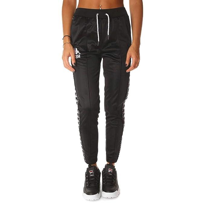 Kappa 3030C20 Pantalón Mujer Negro XL  Amazon.es  Ropa y accesorios 5789d028be918