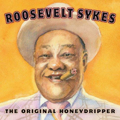 Original album cover of Original Honeydripper by Roosevelt Sykes (2013-05-04) by Roosevelt Sykes