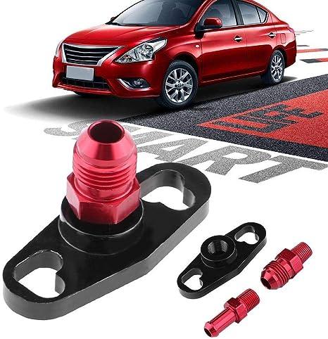 Rockyin Auto Kraftstoff Rail Druckregler Adapter Perfekte Abstimmung Mit Armaturen For Toyota Nissan Auto