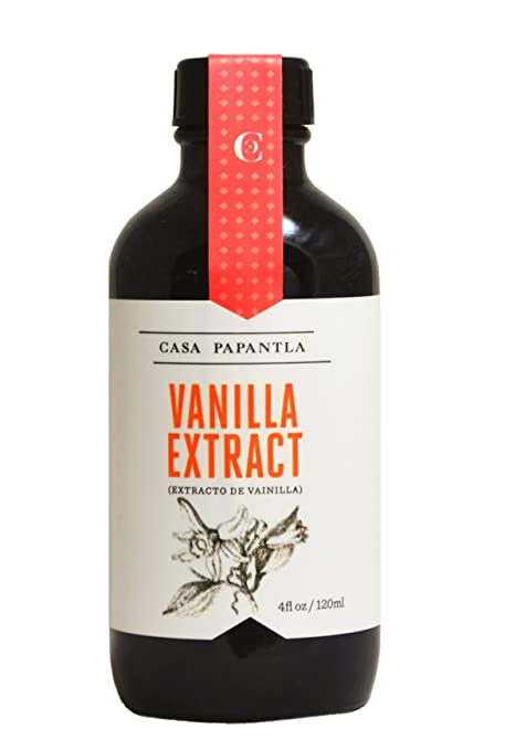 Vanilla Extract Casa Papantla 4oz