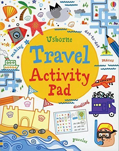 Pad Travel Activity (Travel Activity Pad (Activity Pads) by Simon Tudhope (2014-06-01))
