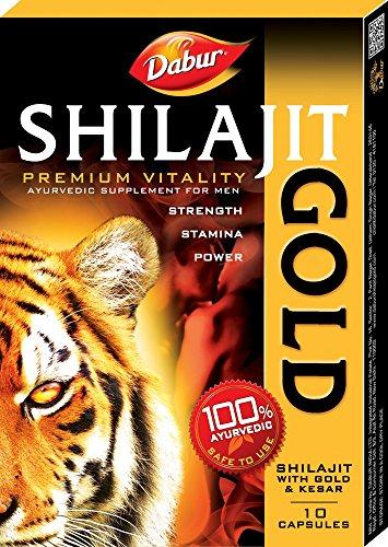 Dabur Shilajit Gold – 20 Capsules
