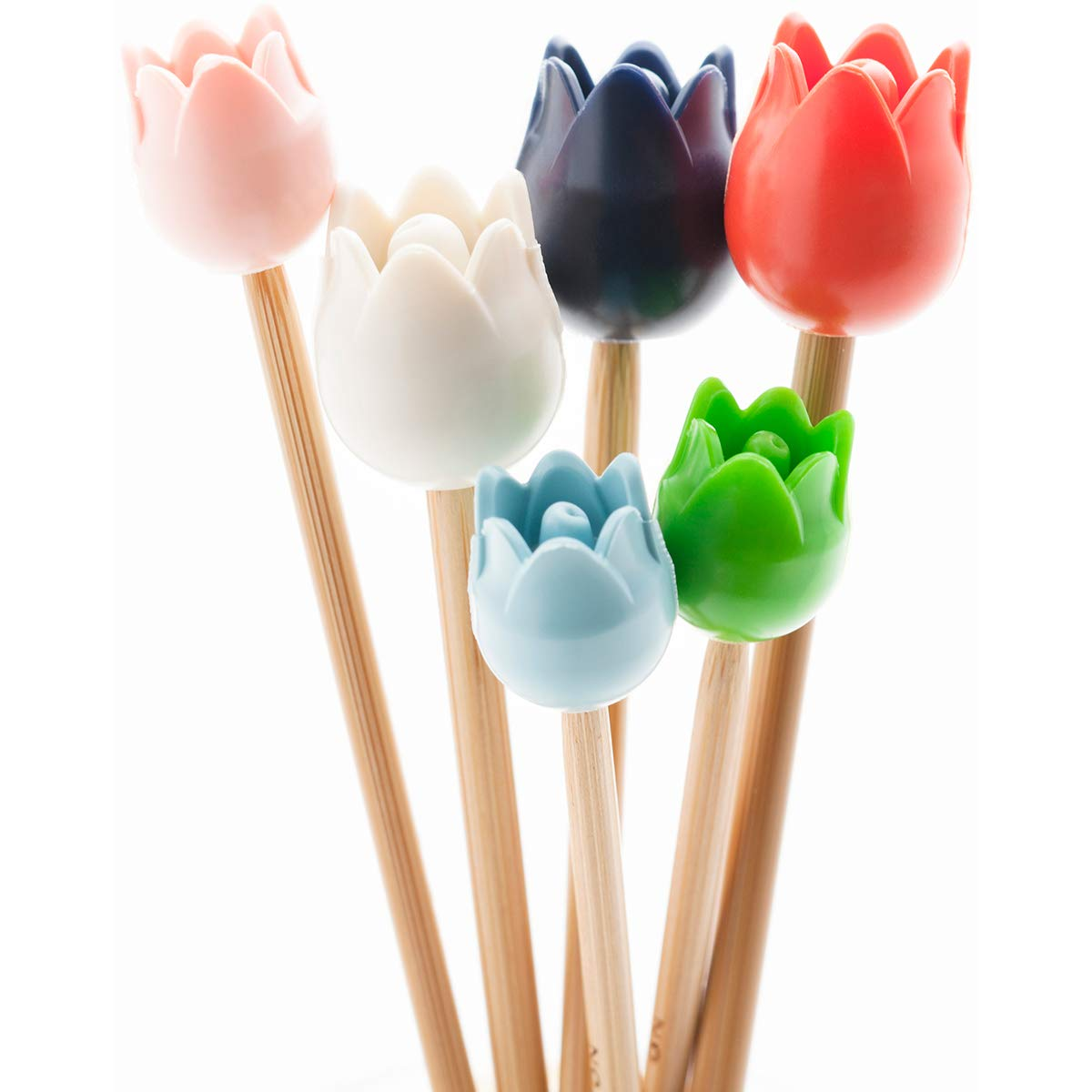 Multi-Colour Tulip Needle Company Point Protectors 1.81 x 5.08 x 10.16 cm
