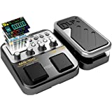 MG-100 Professional Multi-Effects Pedal Processor Musical Instrument Parts 40s Record 55 Effect Mode 10 Sound Di Box…