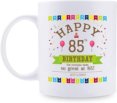 85th Birthday 1935 Gift Present Idea For Men Women Ladies Dad Mum Vintage Box