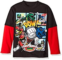 Power Rangers Boys' Dino Charge Group Lo...