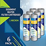 1 Micron Water Filtration Sediment Water Filter Cartridge by Ronaqua 10