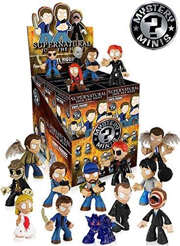 Supernatural Mystery Minis Mini-Figure Display Case Set of 12