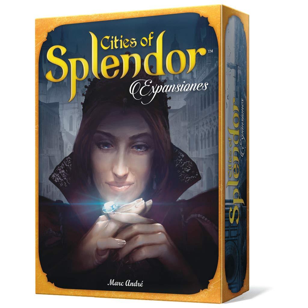 SCSPEX01 Asmodee Cities of Splendor