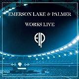 Works Live by EMERSON LAKE & PALMER (2010-06-22)