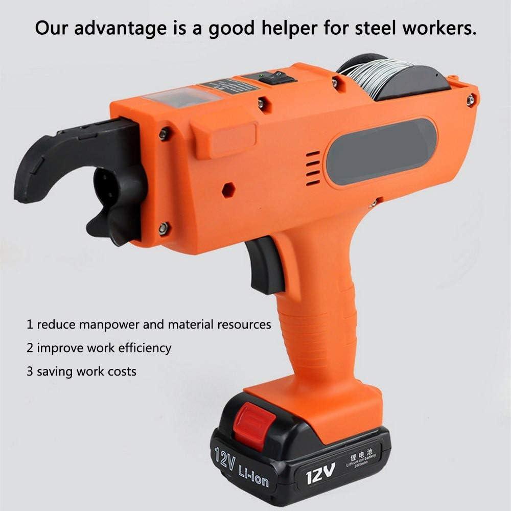Semi-Automatic Handheld Rebar Tier Tying Machine Hook for Rebar Worker