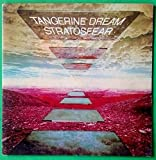 TANGERINE DREAM Stratosfear LP Vinyl & GF Cover VG+ 1976 Demo PZ 34427