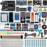Smraza UNO Project The Most Complete Ultimate Starter Kit for Arduino with Tutorials