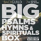 Big Psalms, Hymns and Spirituals Box Album Cover