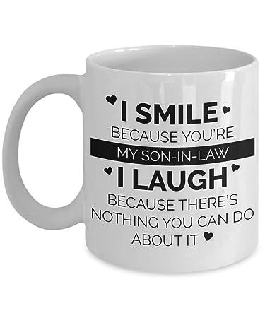 Son In Law Coffee Mug