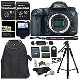 72 in 1 card reader - Canon EOS 7D Mark II Digital SLR Camera Body + Polaroid 32GB U1 (2 Pack) + Deluxe Accessory Kit + Polaroid 72