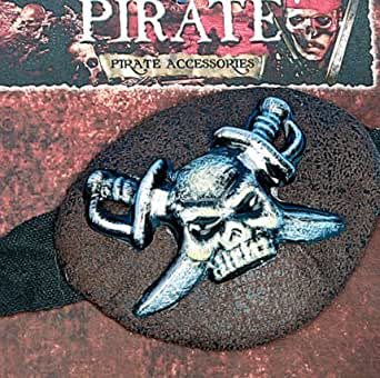 Pirate eye patch amazon uk amazon