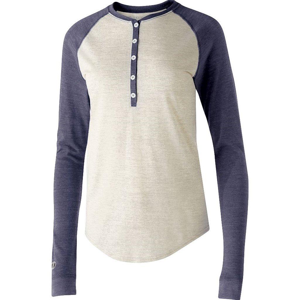 最も完璧な Holloway Ladies Alumシャツ( B01GS3BADS Large , Vintage Birch/ Vintage , Holloway Navy ) B01GS3BADS, 隠岐郡:c29026c3 --- arianechie.dominiotemporario.com