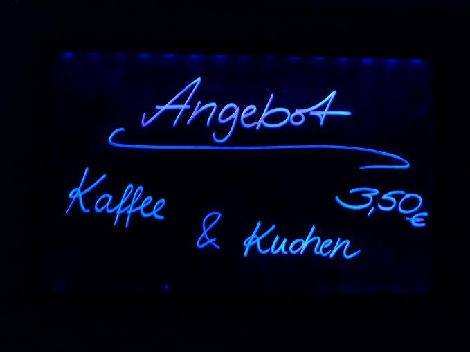 Pizarra magnética con LED H70cm pizarra luz con luz LED ...