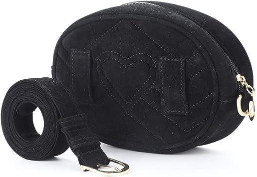 Bags for Women Pack Waist Bag Women Round Belt Bag Leather Chest Handbag Zipper Pouch Packs Bags