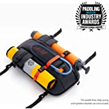 Gearlab Deck Pod - Kayak/SUP Deck Bag, Paddling Magazine Award Winner, Suitable for Holding Paddle Float, Bilge Pump