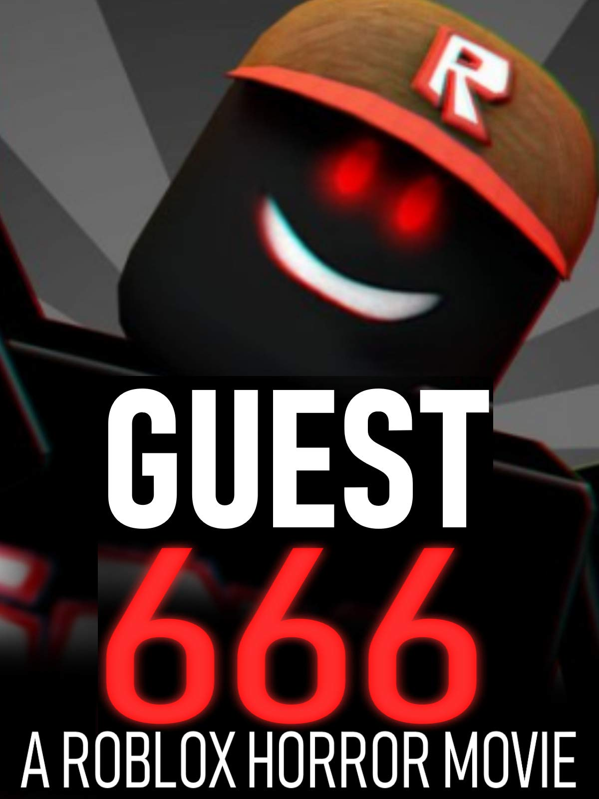 Amazon Com Guest 666 A Roblox Horror Movie Oblivioushd Oblivioushd