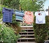 Retractable Clothesline Outdoor Drying Line