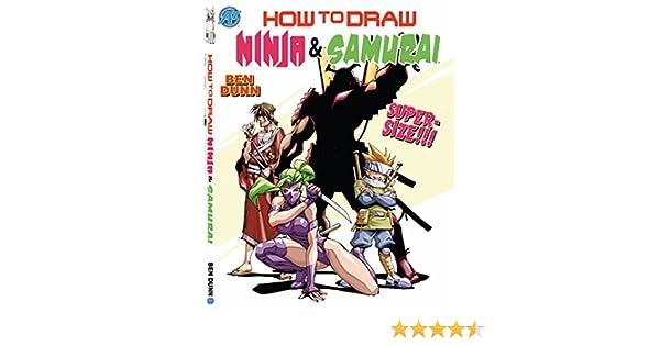 How to Draw Ninjas and Samurai