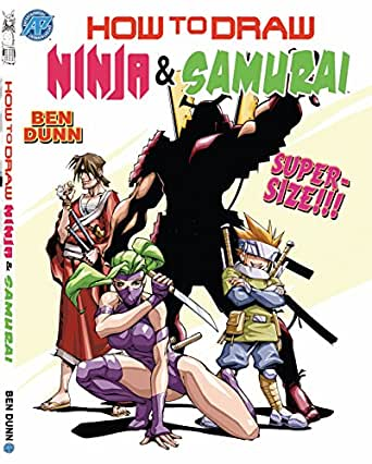 How to Draw Ninjas and Samurai