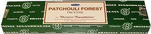 Patchouli Forest - 100 Gram Box - Satya Sai Baba Incense