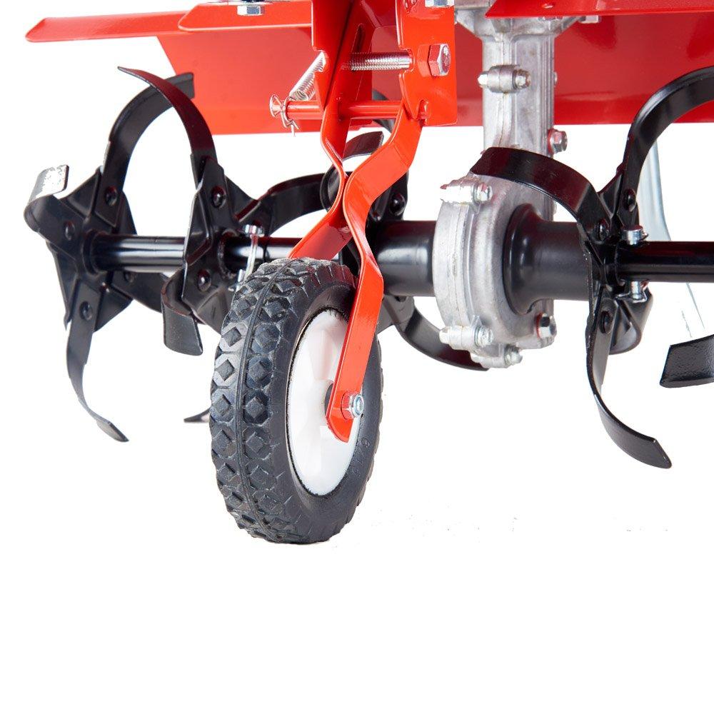 Motoazada de cultivos a gasolina, fresadora motorizada de ...
