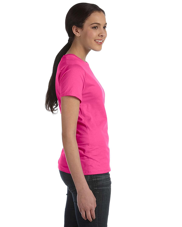 fa72f93c45 Hanes Women s Nano-T T-Shirt at Amazon Women s Clothing store