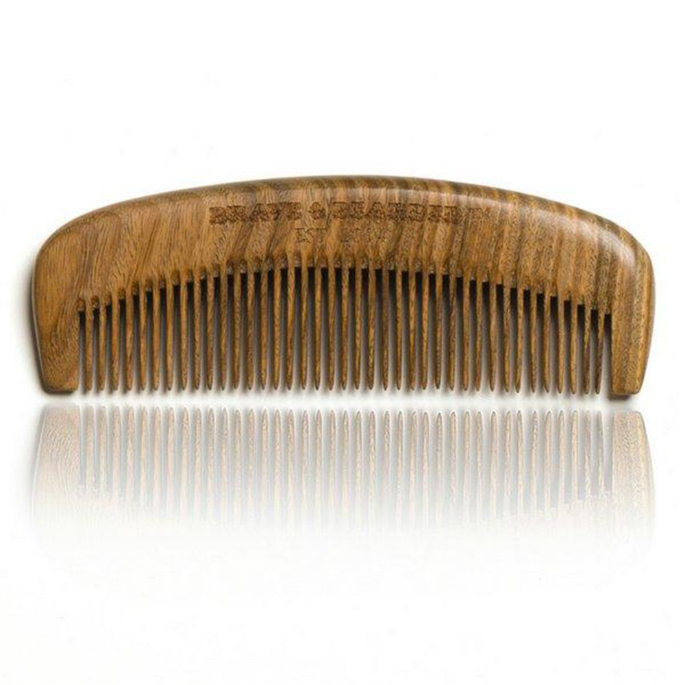 Brave & Bearded Sandalwood Comb Brave & Bearded ®