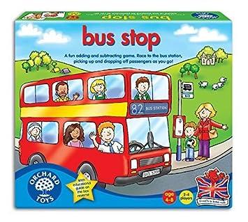 Orchard Toys Bus Stop by Orchard Toys: Amazon.es: Juguetes y juegos