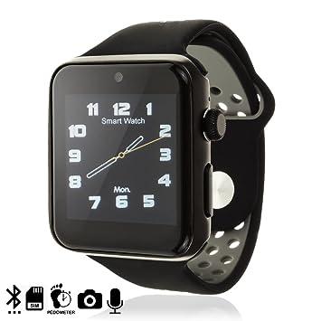 TEKKIWEAR. DMX024BKWH. Smartwatch Dm09 para iOS Y Android, con ...