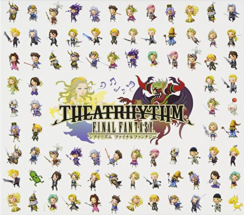 Price comparison product image Game Music - Theatrhythm Final Fantasy Compilation Album (5CDS) [Japan CD] SQEX-10376