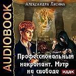 Maitre Is Free [Russian Edition]: A Professional Necromancer, Book 3 | Alexandera Lisina