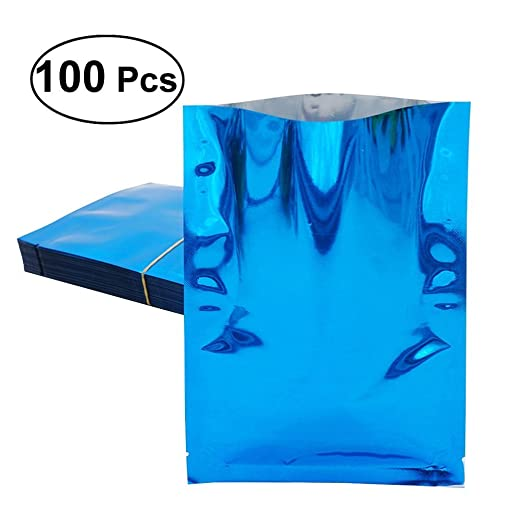 bestomz alimentos bolsas bolsa de papel de aluminio Mylar ...